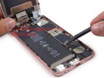 thay pin ip 5,5s / 6 , 6s ,6s plus ….. ip x gia re chinh hang