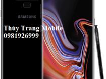 thay pin Samsung note 9 chính hãng giá rẻ tại Đồng Nai