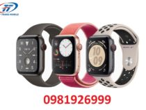 Thay mặt kính Apple Watch Series 5 Biên Hòa